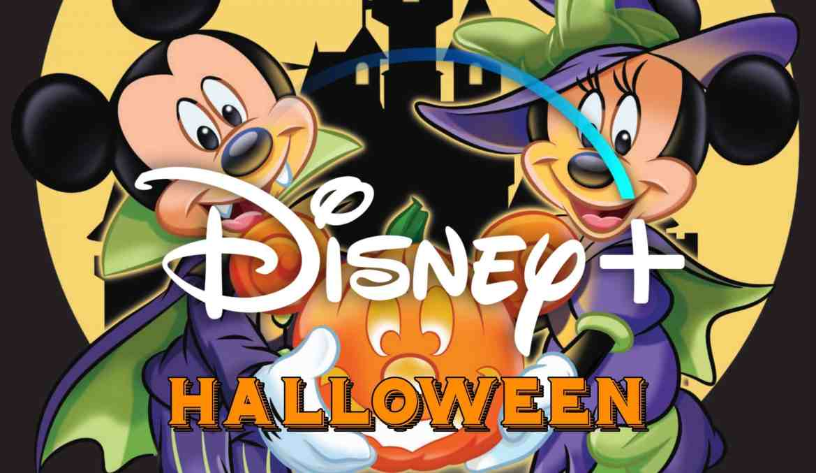 Get Ready to Stream this Halloween Collection on Disney+