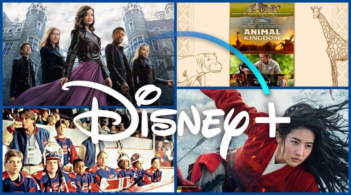 Everything Coming to Disney+ This September
