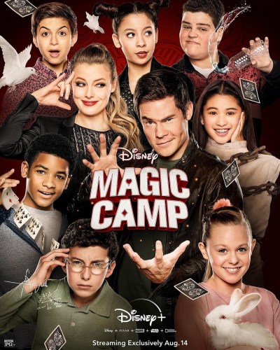 'Magic Camp' to Premiere on Disney+ This Friday 2