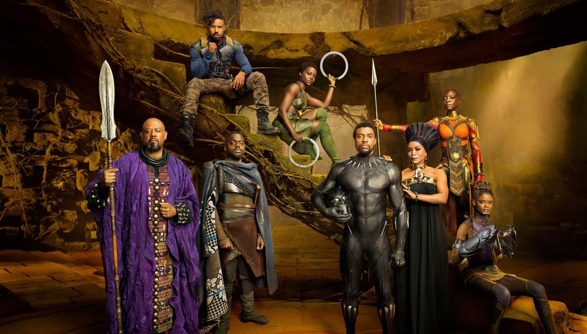 Cast of 'Black Panther' Pay Tribute to Chadwick Boseman