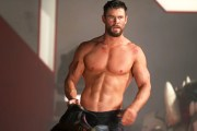 Chris Hemsworth Will Swim With Sharks for National Geographic's Shark Beach Special