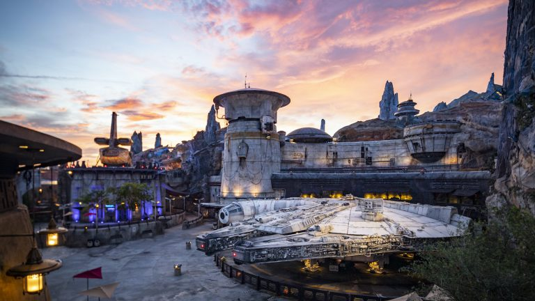Star Wars: Galaxy's Edge Marks Its First Anniversary at Disney's Hollywood Studios