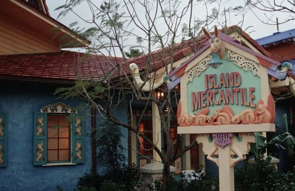 Island Mercantile Store Reopens August 2nd In Animal Kingdom