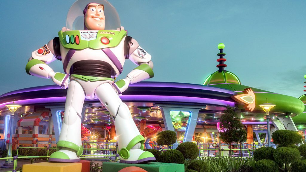 Go Behind The Magic Of Toy Story Land At Disney's Hollywood Studios!