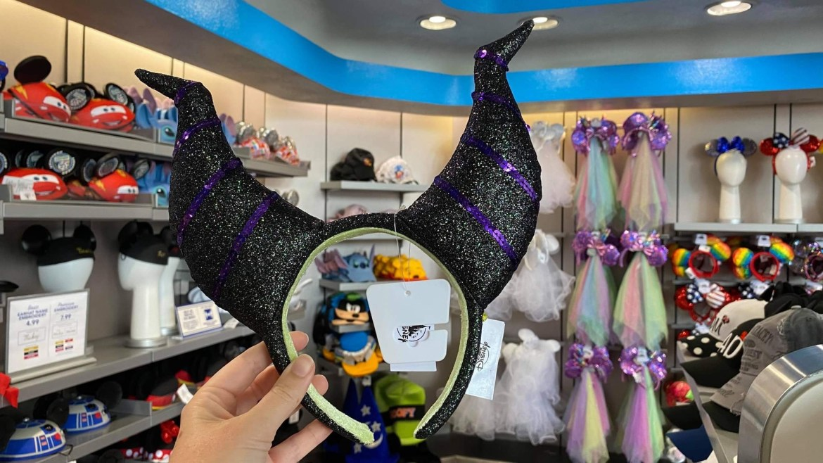 Maleficent Mistress Of Evil Headband At Walt Disney World
