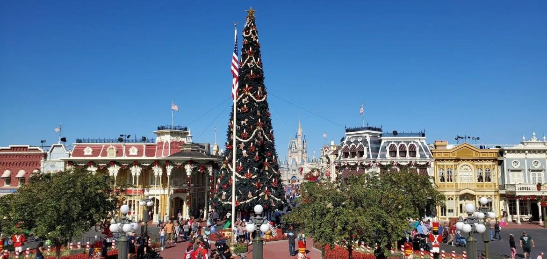 Disney World shows park hours through November 14h