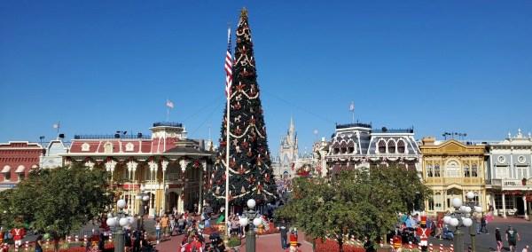 Disney World shows park hours through November 14h 1
