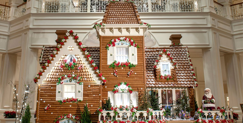 No Gingerbread Displays in Hotels This Holiday Season at Walt Disney World