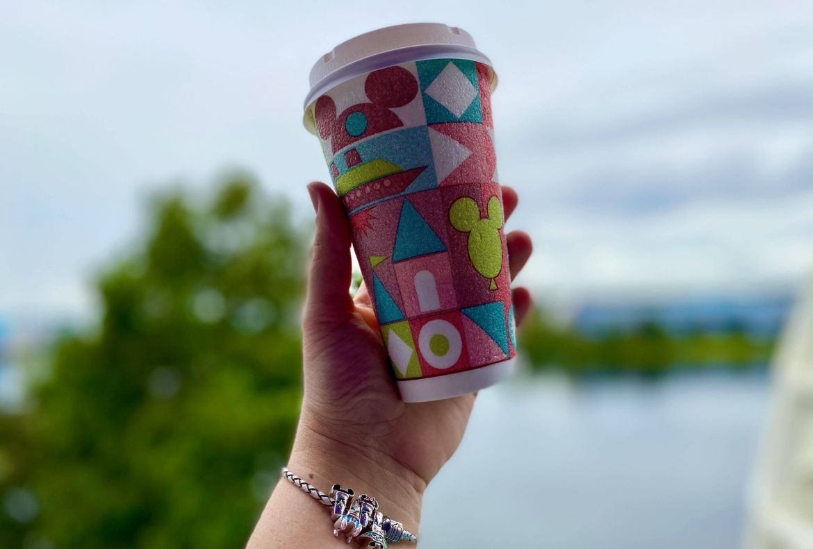 New Mary Blair Inspired Cups for hot drinks arrive at Disney World