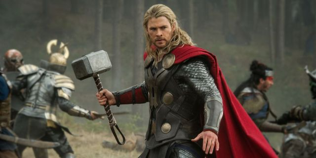 Thor Chris Hemsworth