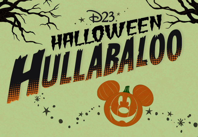 D23's Halloween Hullabaloo returning for 2020