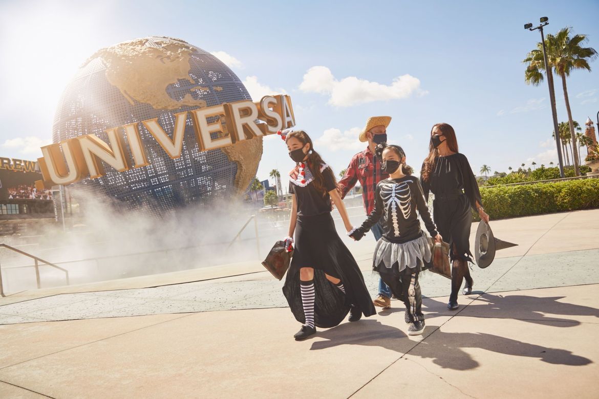 Halloween Seasonal Experiences Invade Universal Orlando Resort This Fall – Including the Official Debut of Two All-New Horrifying Haunted Houses
