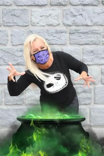 Halloween Magic Shots at Walt Disney World 2