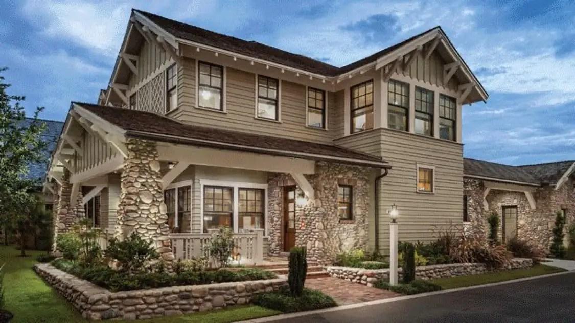 Disney World newest neighborhood is now selling homes