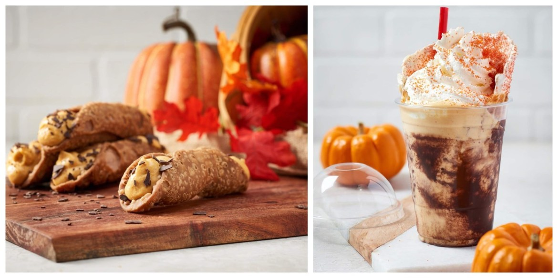 2 New Pumpkin treats at Vivoli il Gelato in Disney Springs