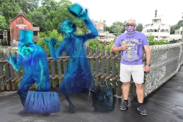 Halloween Magic Shots at Walt Disney World 4