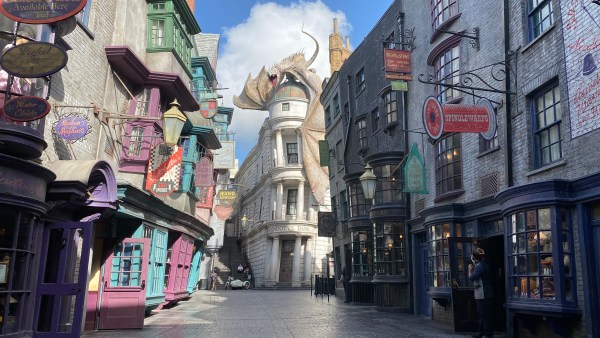 How to see all of The Wizarding World of Harry Potter in 1 day 2