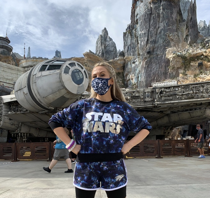 Ashley Eckstein Unveils New Legacy Lightsabers at Star Wars: Galaxy's Edge