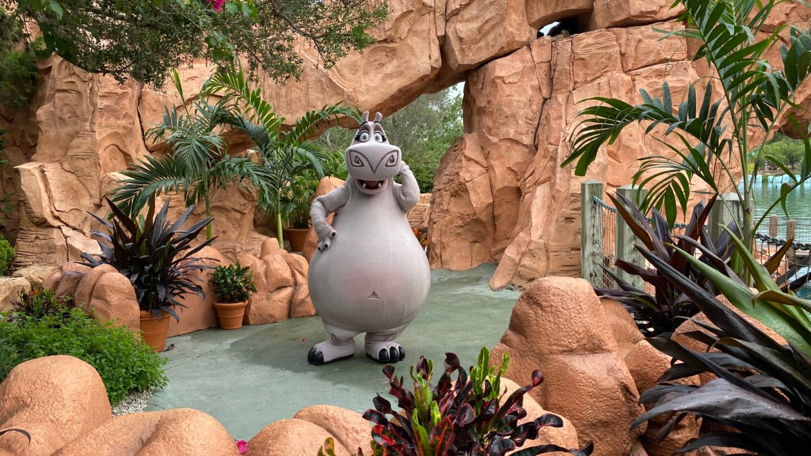 Three New Character Meet and Greets At Universal's Islands of Adventure