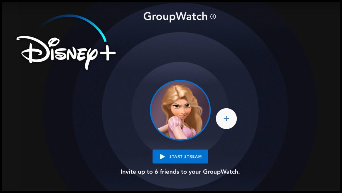 Disney+ Officially Launches GroupWatch Feature for US Disney+ Subscribers