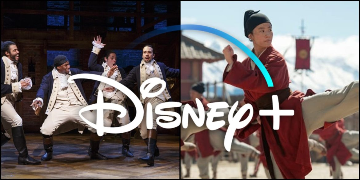 'Mulan' Surpasses 'Hamilton' In Views Over Premiere Weekend on Disney+