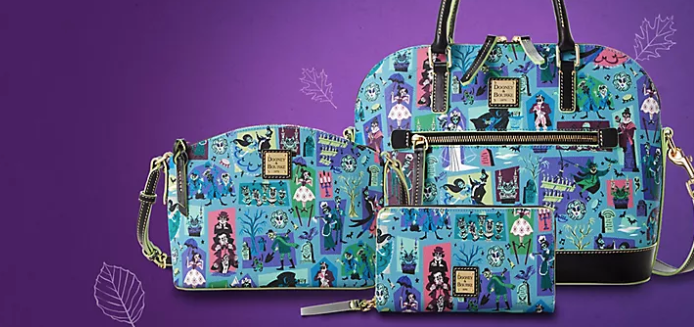 Spooktacular New Haunted Mansion Dooney And Bourke Collection
