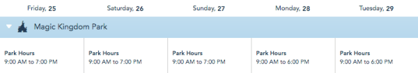 Park Hours Extended At Walt Disney World This Friday, Saturday And Sunday! 1
