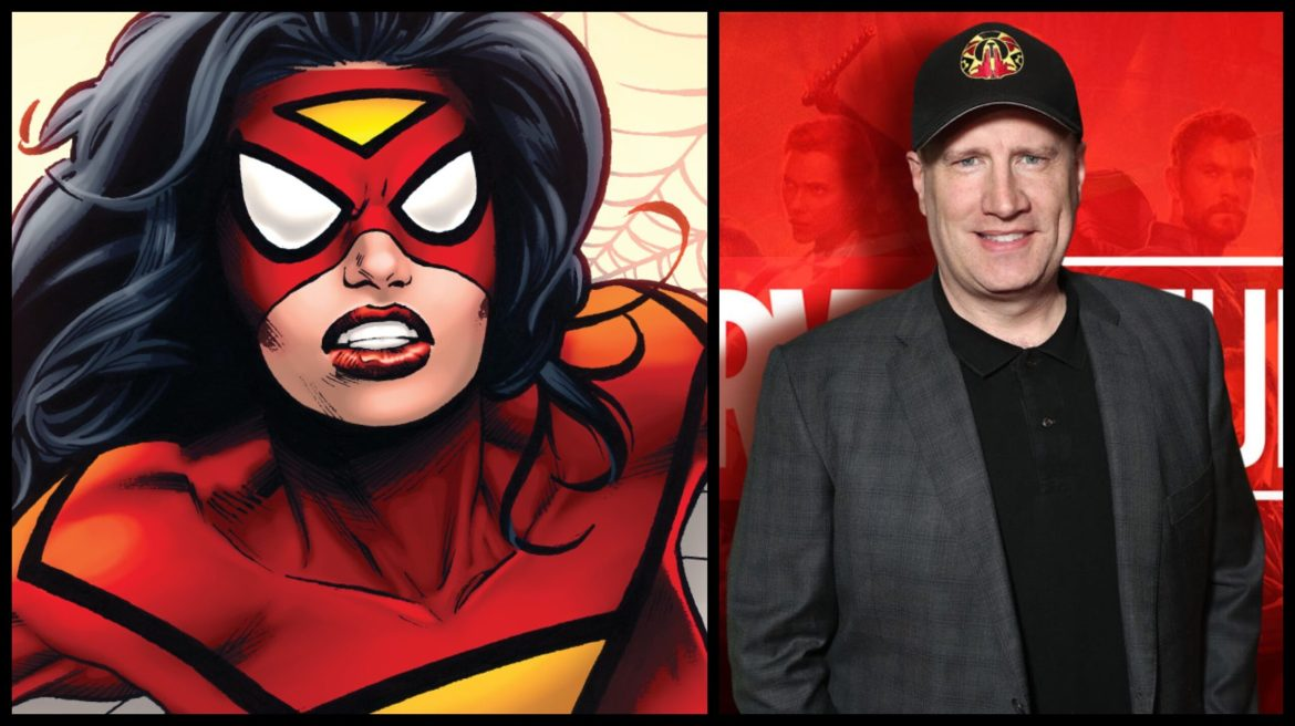 Rumored: Marvel Studios' Kevin Feige Involved in Sony's 'Spider-Woman' Film