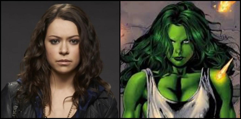 Tatiana Maslany Cast as Jennifer Walters/She-Hulk for New Disney+ Marvel Studios Series