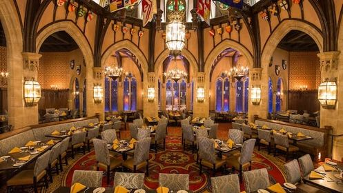 Cinderella's Royal Table reopens later this month with no Princesses