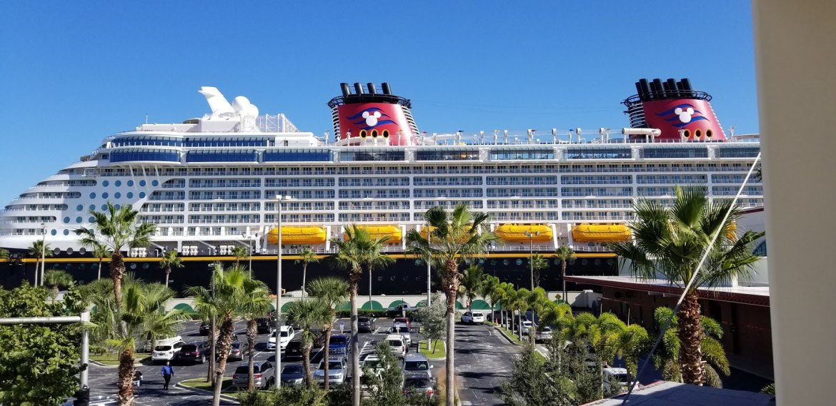 DCL canceled Sailings through March 2021