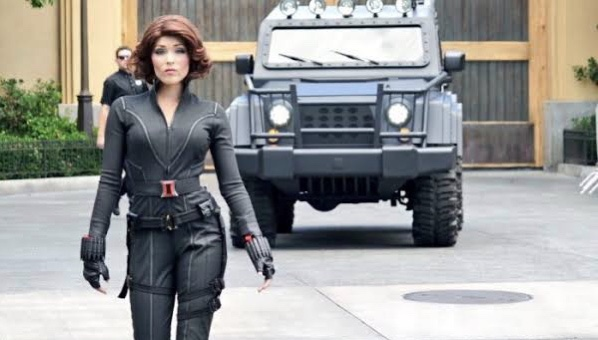 Disneyland Auditioning For Black Widow Stunt Show