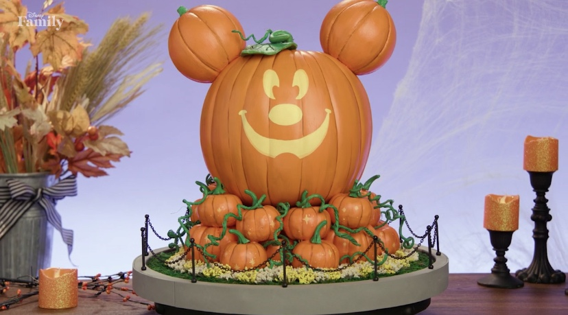 Make Your Own Main Street Mickey Pumpkin At Home!