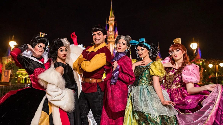 Disney Villains Cavalcade Coming to Disney World This Fall!