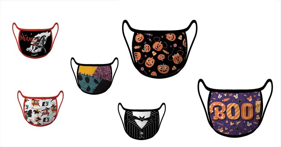 New Mulan and Disney Halloween Face Masks Now On shopDisney