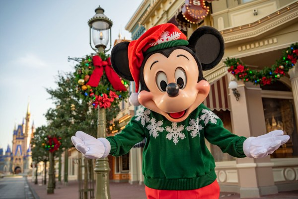 What is missing from Christmas at Walt Disney World for 2020 2
