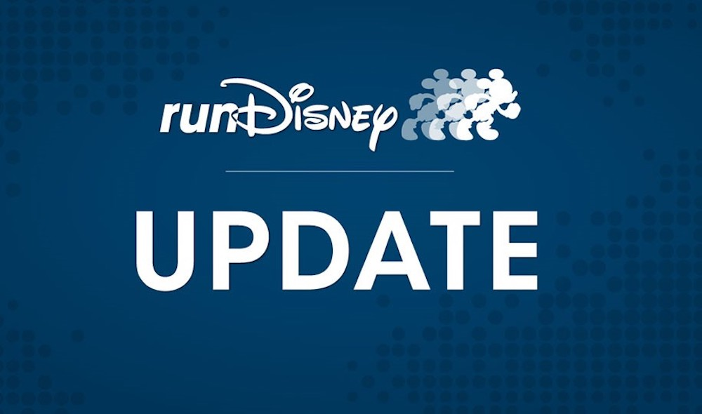 Two 2021 RunDisney Events Transitioning to Virtual Events