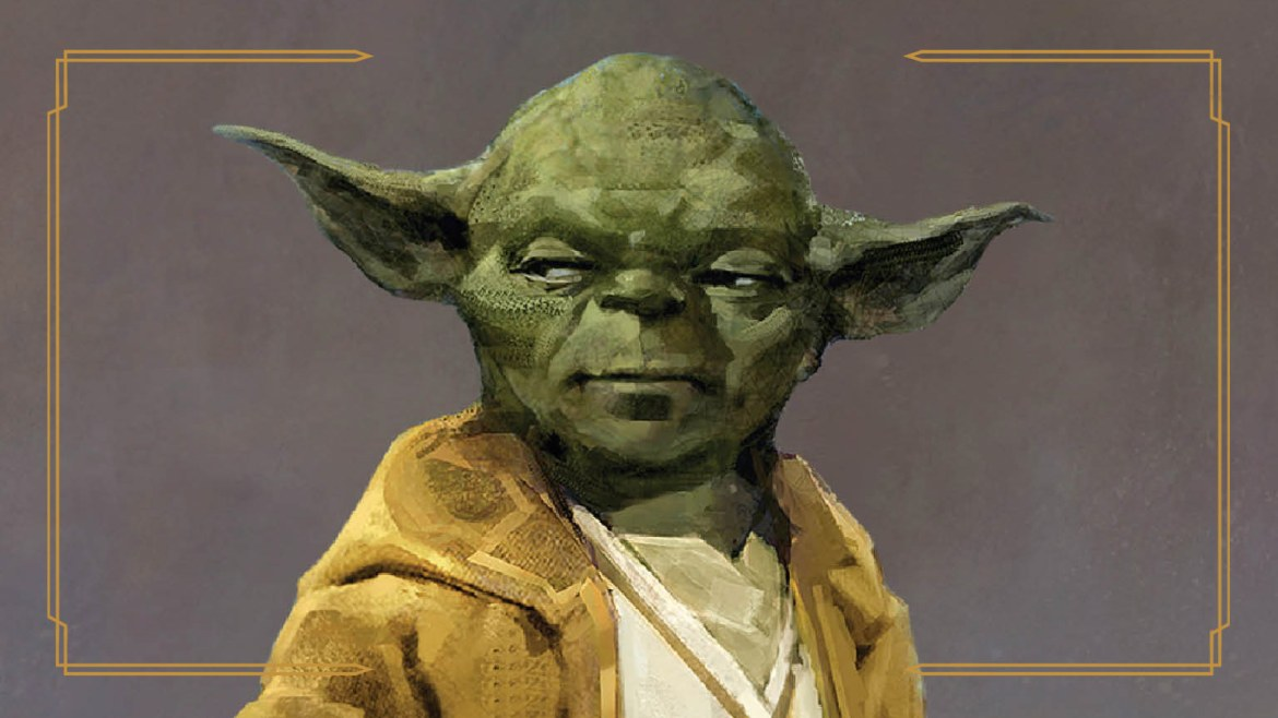 Lucasfilm Reveals First Look at a Young Yoda in Star Wars: The High Republic