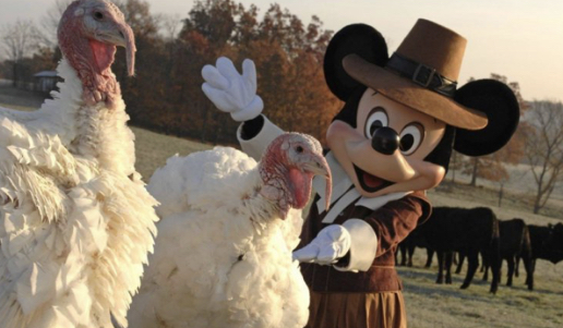 Thanksgiving Dinner Is Coming To These Disney Springs Restaurants
