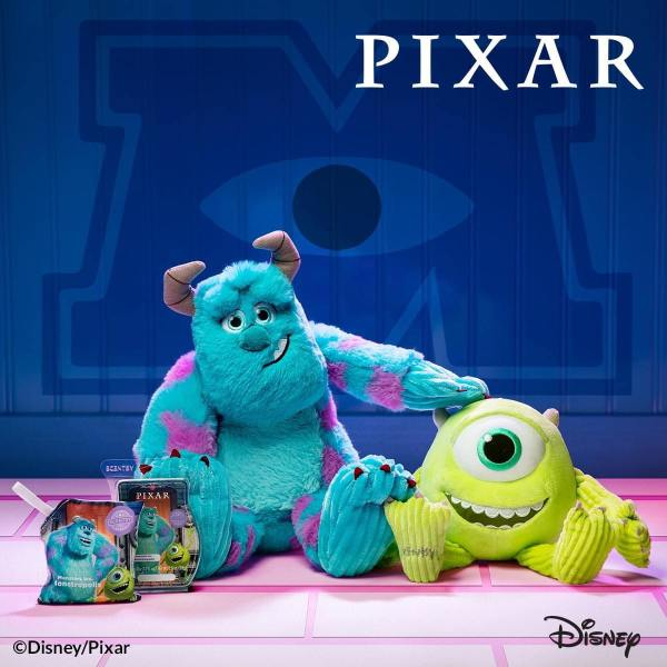 We're Screaming for The New Monsters Inc Scentsy Collection 2