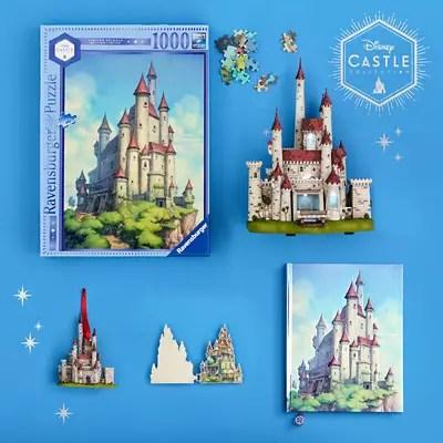 Snow White Disney Castle Collection