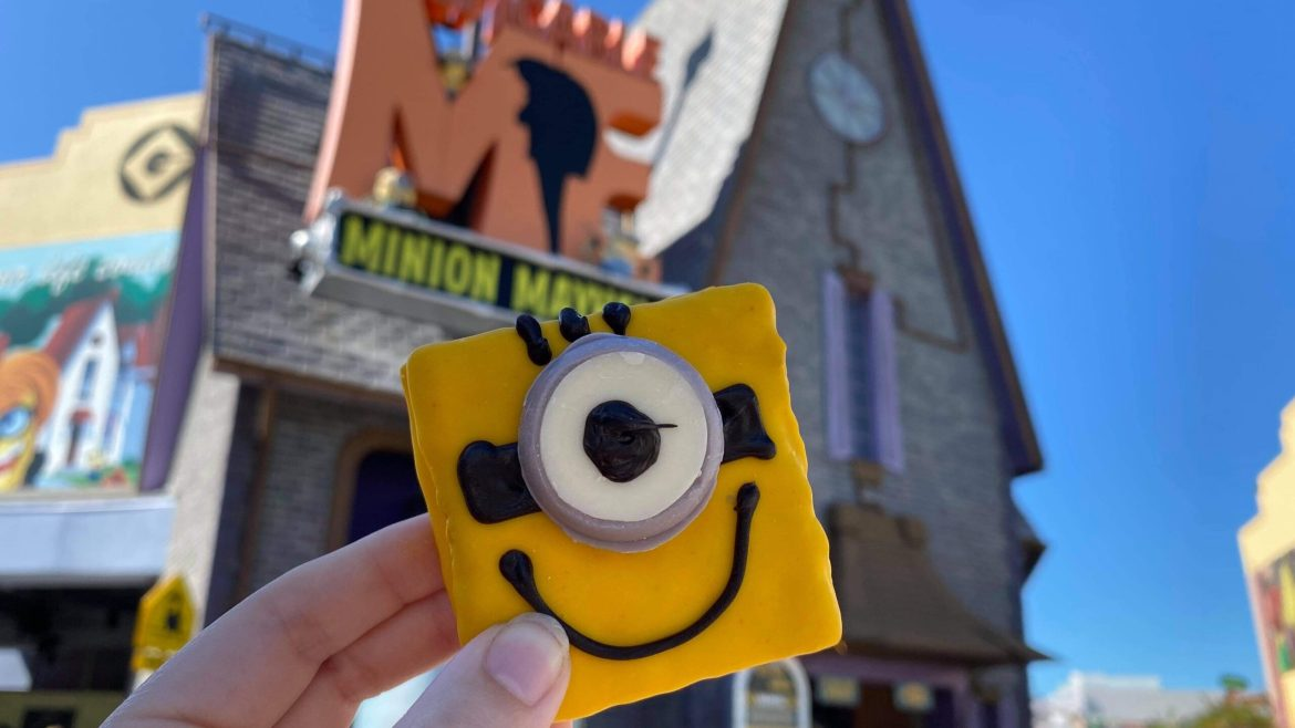 This Minion S'More Takes Us to the Moon