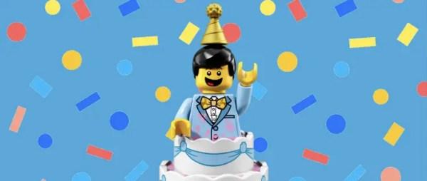 Legoland birthday