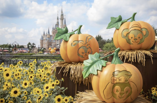 Halloween Arrives at Shanghai Disney Resort, Now Through Nov. 1