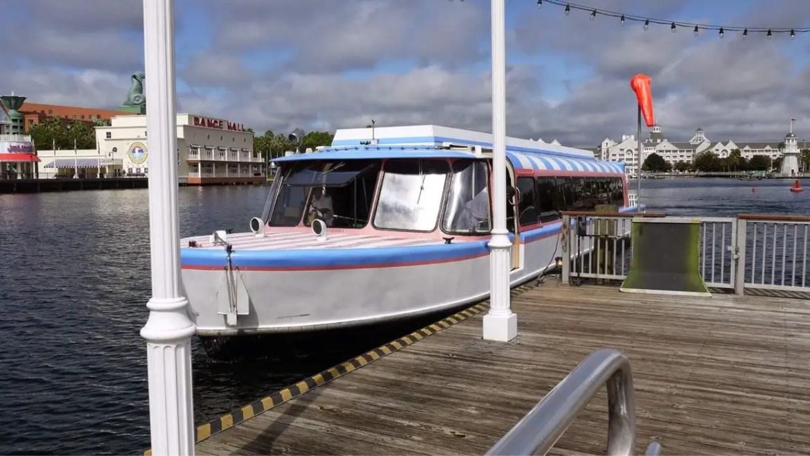 Friendship Boats to resume operations at Walt Disney World