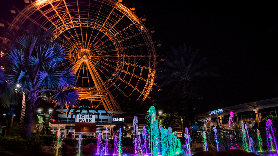 Visit Icon Park In Orlando For Spooktacular Florida Fun Pack
