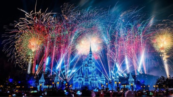 Disney World Closing Early on New Years Eve 1