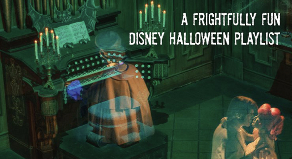 Get Into the Halloween Spirit With This Disney Halloween Playlist