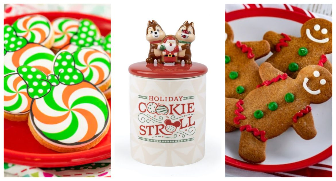 Taste of Epcot International Festival of the Holidays – Holiday Cookie Stroll Returns