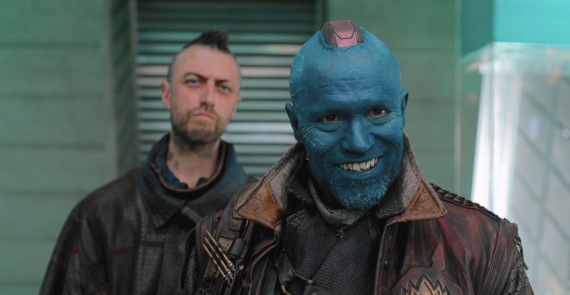 Michael Rooker is Ready for a Yondu Prequel Marvel and Disney+ Series